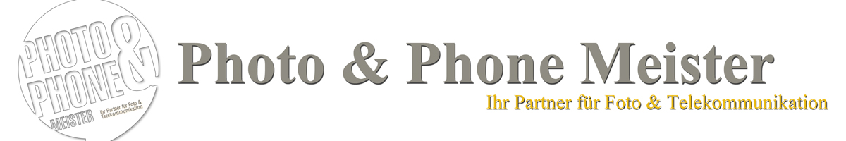 Photo & Phone – Meister